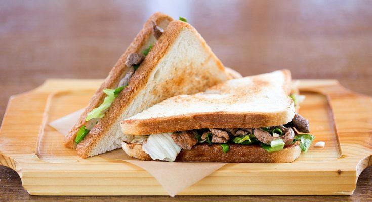 сэндвичи со свининой