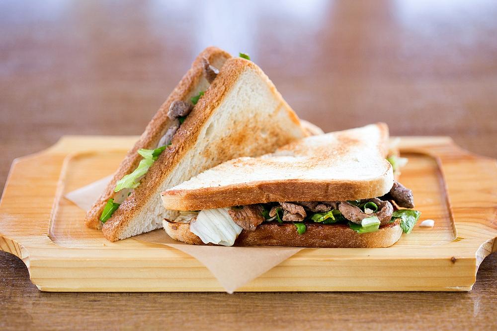 Жареные сэндвичи