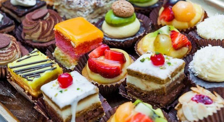 потребление сладостей и мяса