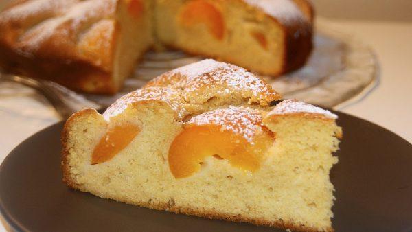 апельсиновое Пирожное