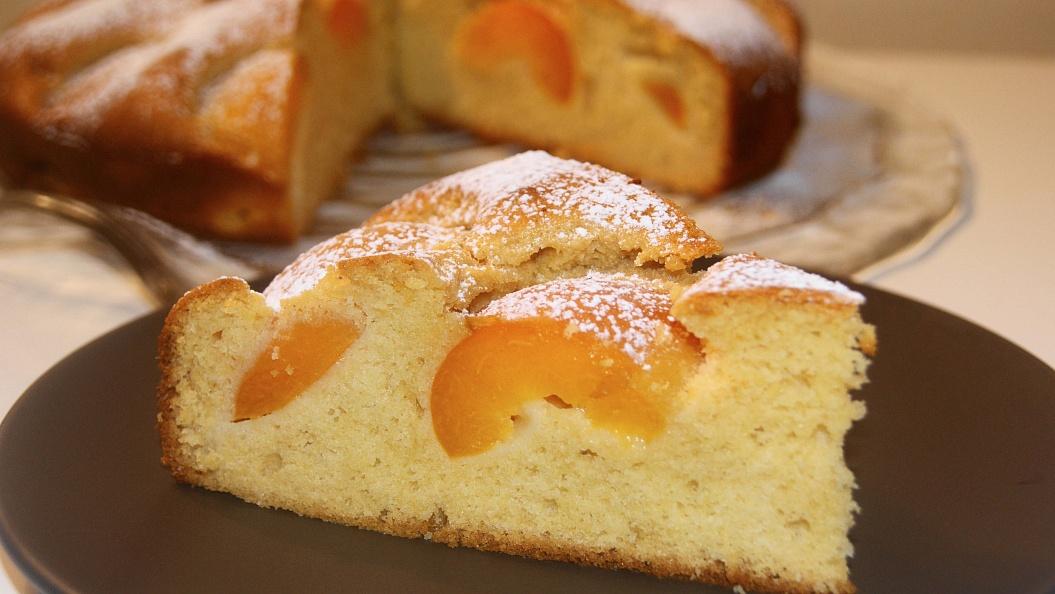 Пирожное апельсиново