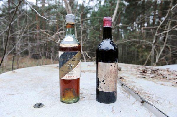 вино 30-х годов