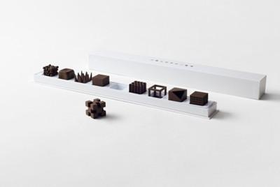 Форма шоколада влияет на вкус