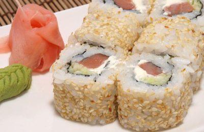 суши по-домашнему