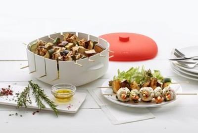 Посуда для домашних шашлыков