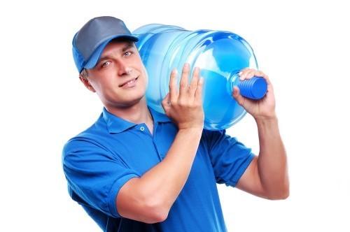 доставка воды в офис и