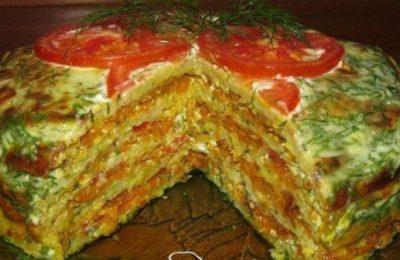 Десерты из кабачков