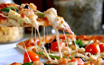 Заказать пиццу