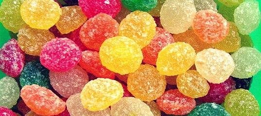 Карамельные конфетки монпасье