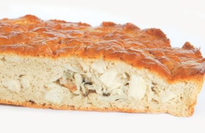 Куриный пирог
