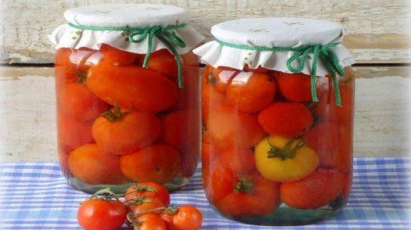 Сладкие помидоры по-болгарски
