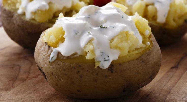 Приготовление соуса для картофеля