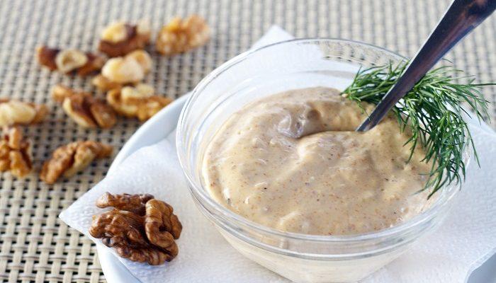 ореховый соус рецепт