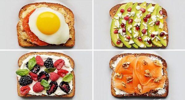 Бутерброд для сластен