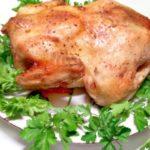 Курица в микроволновке