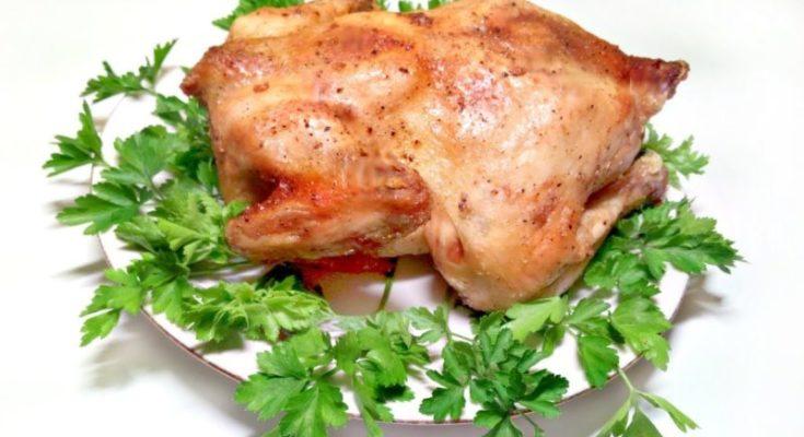 курица в микроволновке рецепты