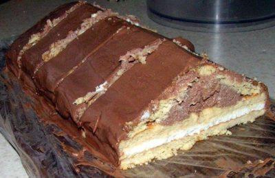 Шоколадный домик