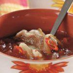 Рыбный мексиканский суп