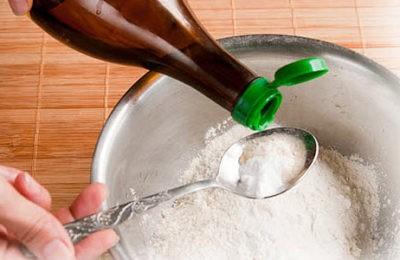 Зачем гасить соду для выпечки